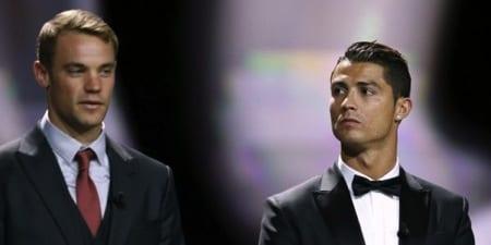 Ronaldo-Neuer