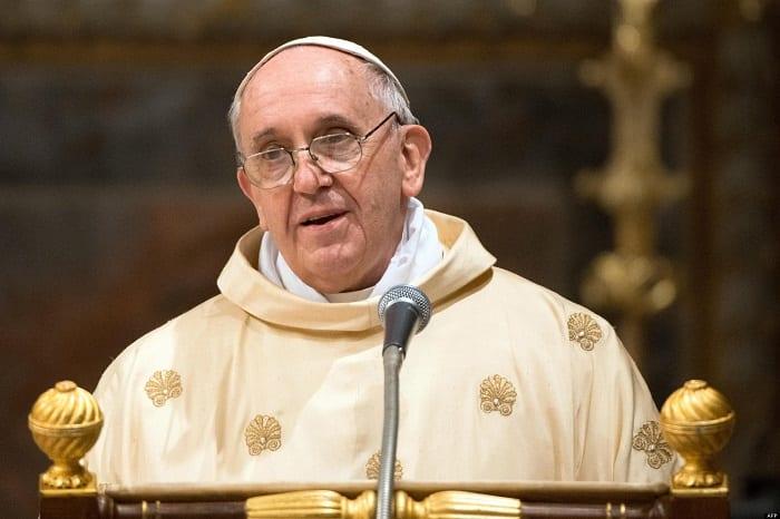 VATICAN-POPE-MASS-SISTINE