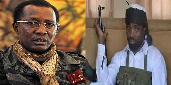 le-général-Mahamat-Idriss-Déby