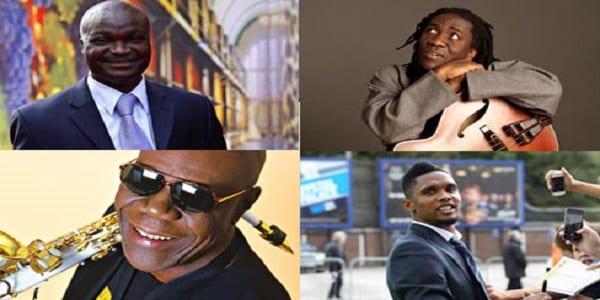 les célébrités Camerounaises