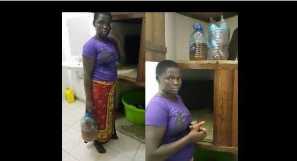 Kenya: Cette fille de ménage utilisait son urine pour cuisiner pour ses patrons (PHOTO)