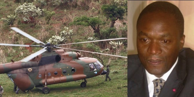 Joseph-Beti-Assomo-helicopter