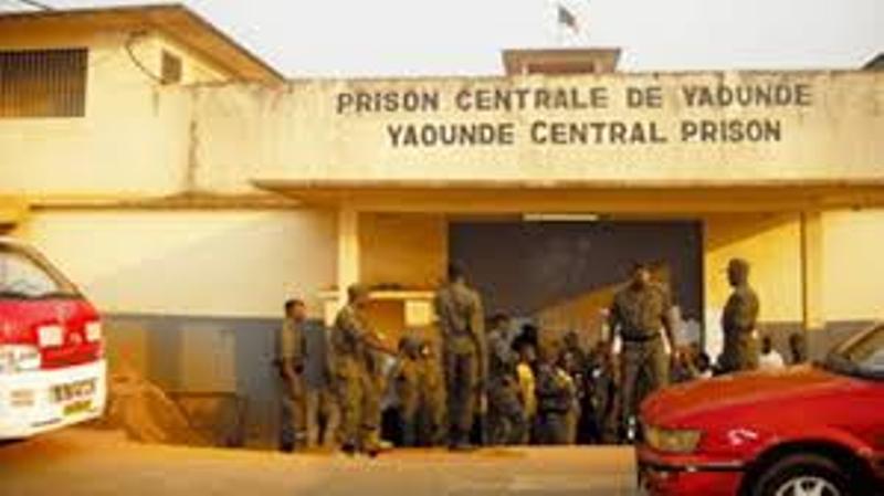 Prison centrale de Kondengui