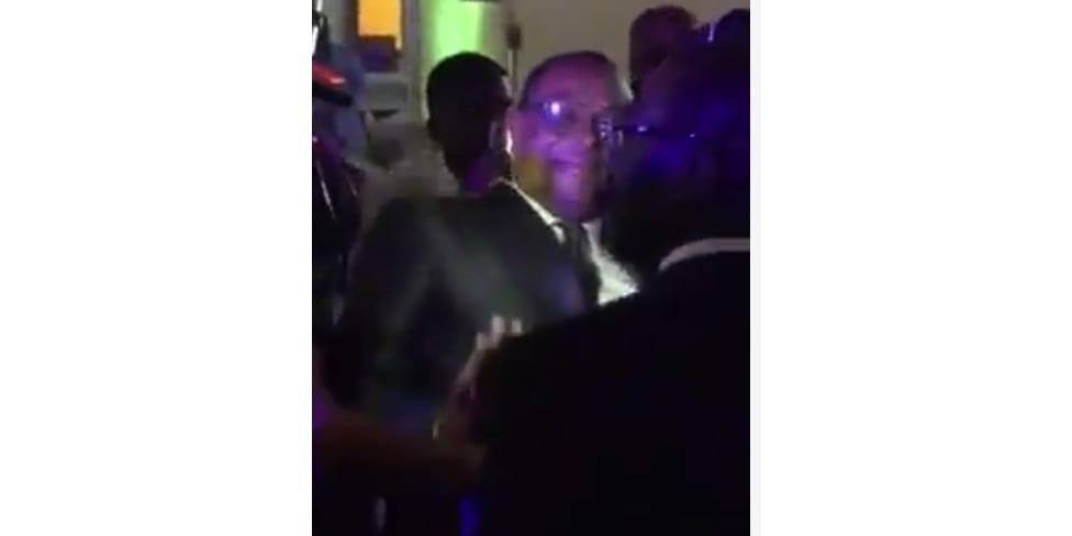ministre Camerounais