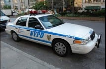 NYPD Parked