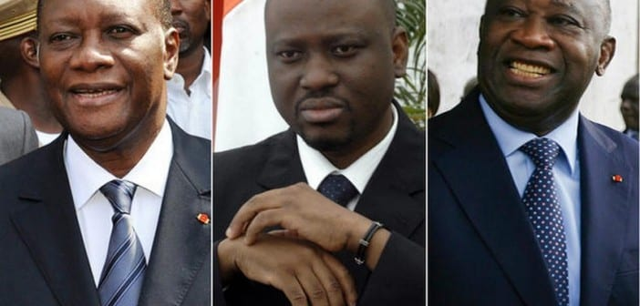 Alassane-Ouattara-Guillaume-Soro–Laurent-Gbagbo