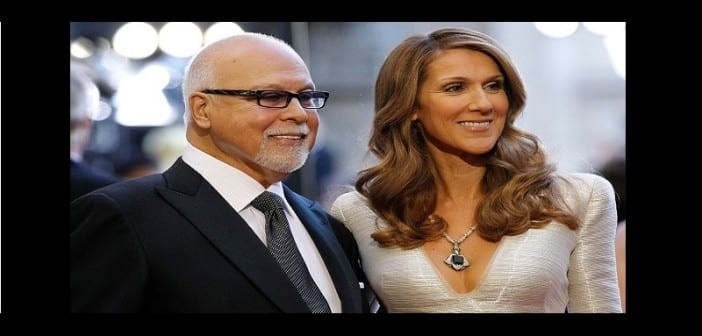 Singer Celine Dion and her husband Rene Angelil arrive at the 83rd Academy Awards at the 83rd Academy Awards in Hollywood