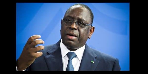 Senegal Macky Sall