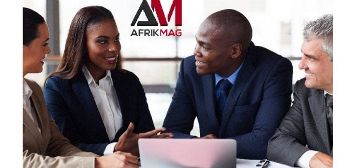 AfrikMag Sales reps