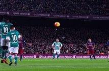 FC Barcelona v Real Betis Balompie – La Liga