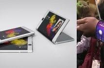 Lenovo-Tablette-Pliable-comme-un-livre-demo-video