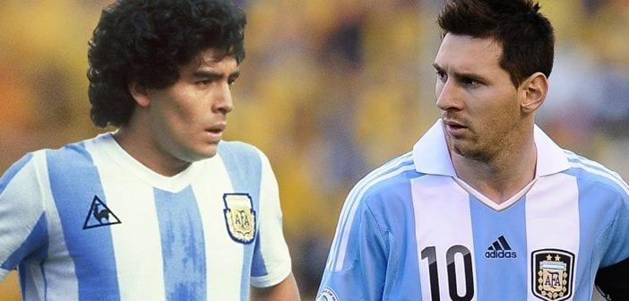 Maradona-et-Messi