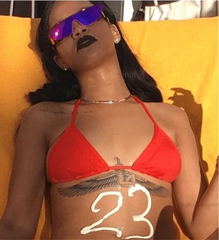Rihanna intéressée par le basketteur LeBron James ?...Photos