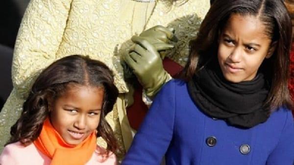 La transformation étonnante des filles Obama: PHOTOS
