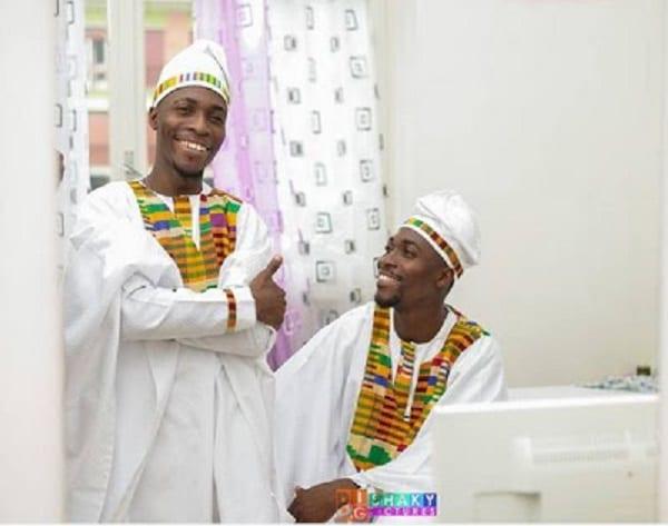 Ghana: Quand des jumeaux marient des jumelles (PHOTOS)
