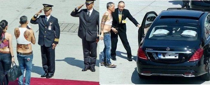 prince thailande