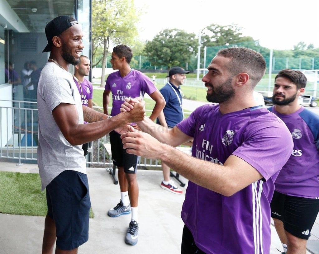 Drogba révèle le footballeur qui remportera le prochain ballon d'or...(photos)
