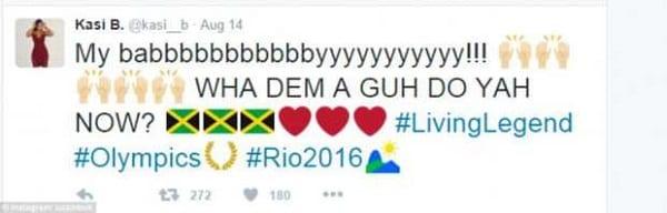Usain Bolt: Découvrez en photos sa s3xy petite amie Kasi Bennett