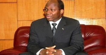 Djibril Bassolé ici
