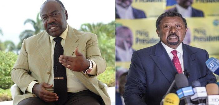 Gabon-portrait-croise-de-deux-ex-beau-freres-ennemis-Ali-Bongo-et-Jean-Ping