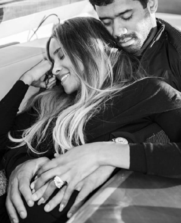Bonne nouvelle pour Ciara et son mari Russell Wilson