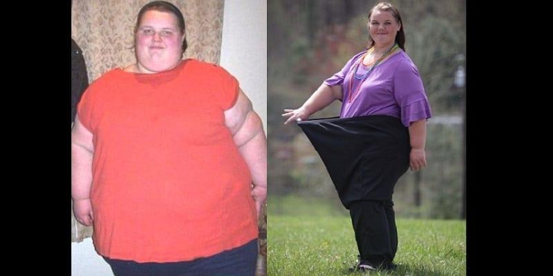 perdre du poids apres reprise de poids