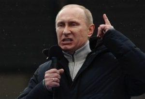 Vladimir Poutine lance un appel d'urgence à tous les Russes à rentrer chez eux par peur d'une guerre mondiale