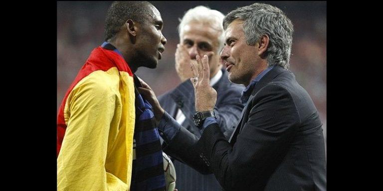 Samuel Eto'o s'exprime sur vœu le plus cher à José Mourinho cette saison à Manchester United