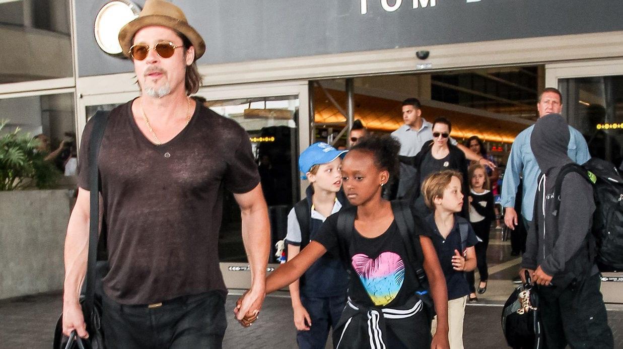 USA: deux agents du FBI débarquent chez Angelina Jolie...les raisons