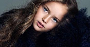 Kristina Pimenova mannequin 10 ans