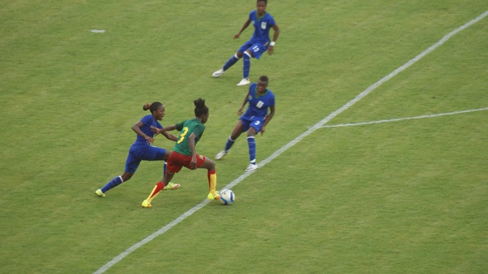 Cameroun: Les Lionnes indomptables battent les Tanzaniennes... (photos)