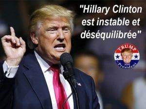 Les pires citations de Donald Trump avant son élection