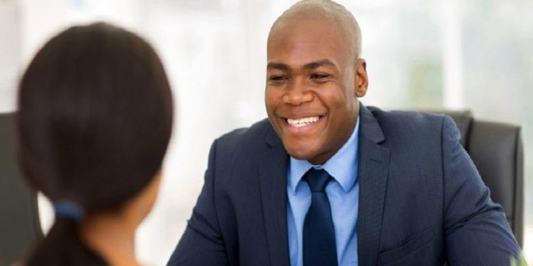 Entretien d'embauche: voici comment faire une bonne impression en une minute