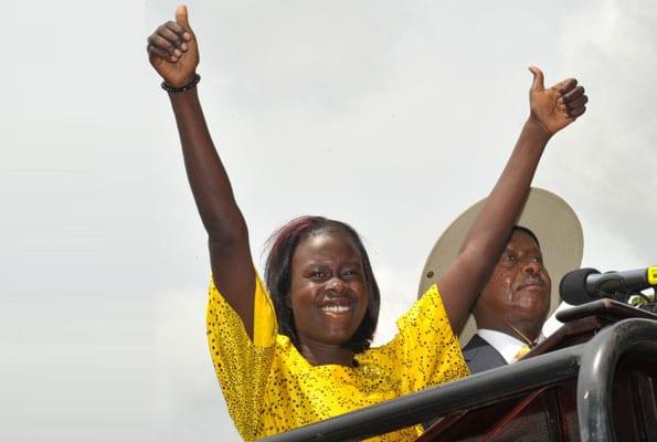A 20 ans, elle devient la plus jeune députée africaine