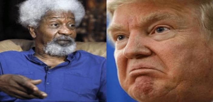 Nigeria: Wole Soyinka met à exécution sa promesse faite si Trump est élu président