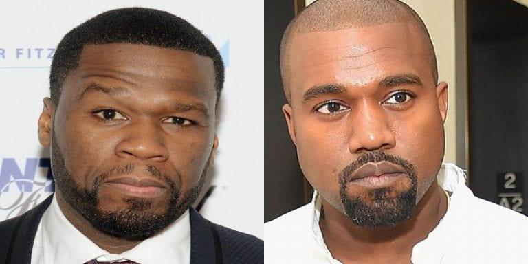 USA: 50 cent explique pourquoi Kanye West a été interné dans un centre psychiatrique