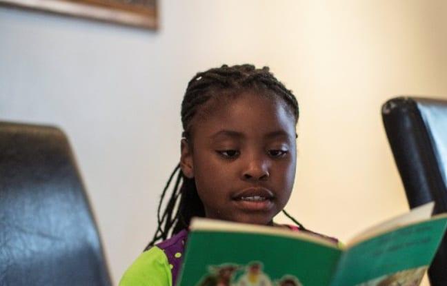 Inspiration: A 7 ans, Michelle est la plus jeune écrivaine d'Afrique