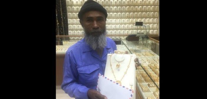 Arabie Saoudite: ridiculisé sur internet, un balayeur de rue reçoit une belle recompense…photos