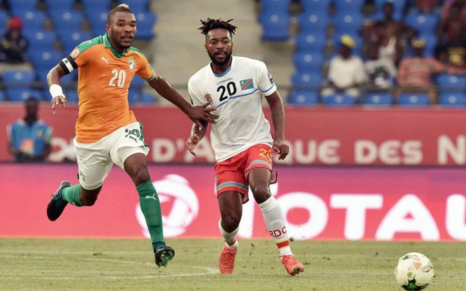 CAN 2017/Côte d'ivoire-RDC: Serey Dié élu 'homme du match'