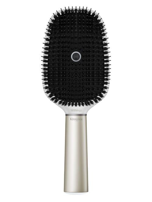 Vidéo: Découvrez la nouvelle brosse à cheveux connectée à votre smartphone