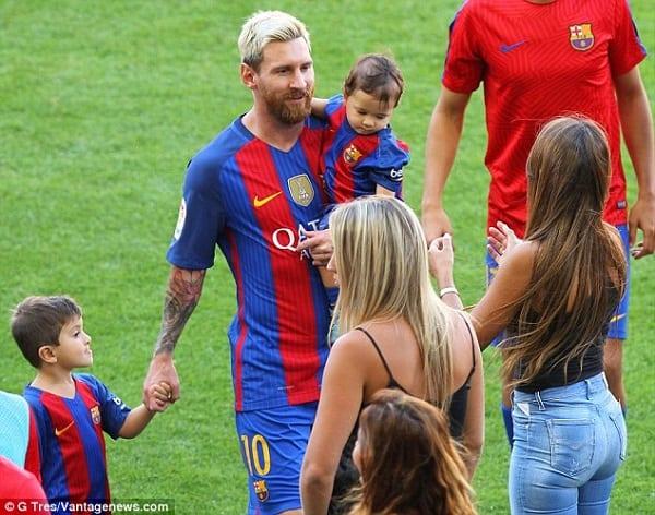 Lionel Messi: La date exacte de son mariage enfin révélée