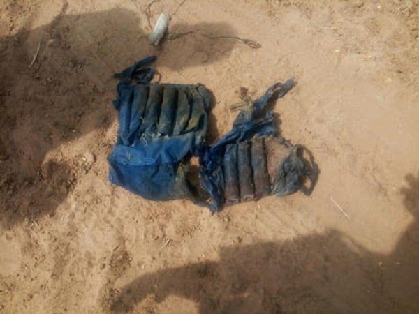 Nigeria: Une kamikaze de 12 ans appréhendée pendant qu'elle tentait d'attaquer une université (PHOTOS)