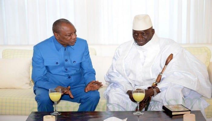 Gambie: Révélation sur le contenu de l'accord qui a fait partir yahya Jammeh