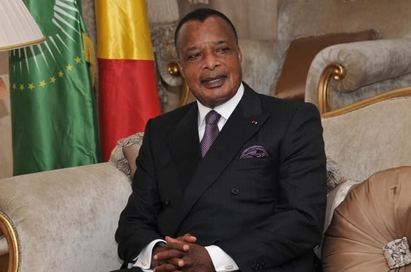 Denis-Sassou-N'Guesso