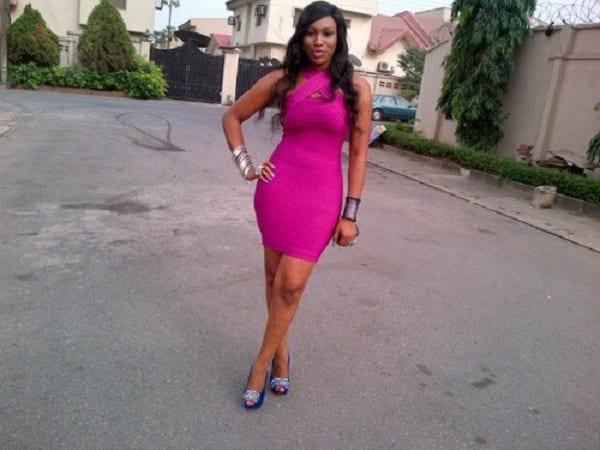 L'actrice de Nollywood Ebube Nwagbo révèle la chose qu'elle ne fera jamais
