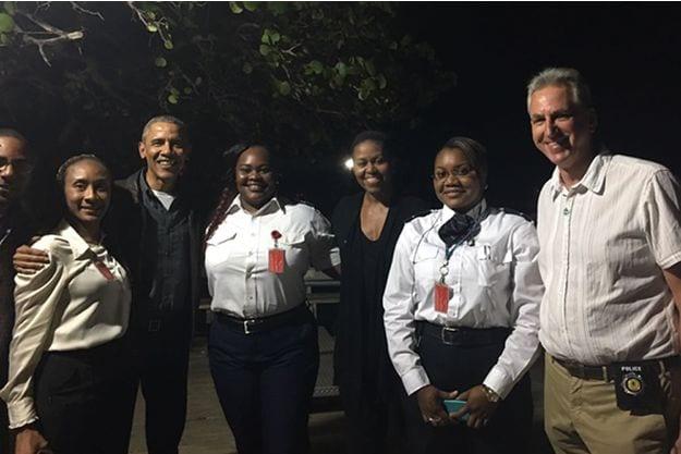 USA: Parti de la Maison Blanche, voici la dernière actualité du couple Obama...Photo