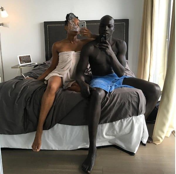 Ce beau couple vous donnera surement l'envie de tomber amoureux: PHOTOS