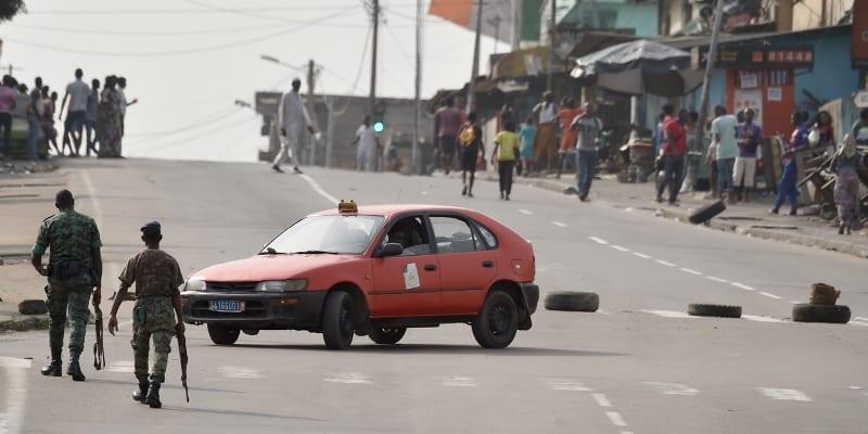 Côte d'Ivoire: Révolte de soldats à Akouédo, un enfant prend une balle perdue