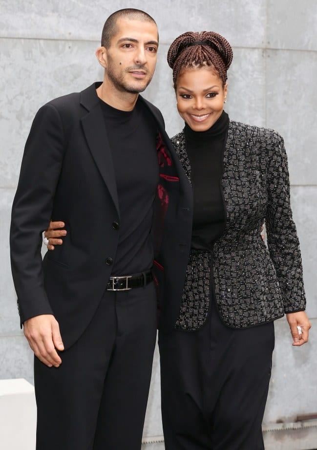USA: Les premiers jours de Janet Jackson en tant que maman