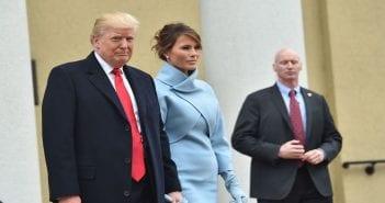 le-president-elu-donald-trump-et-son-epouse-melania-a-washington-avant-l-investiture-le-20-janvier-2017_5783283